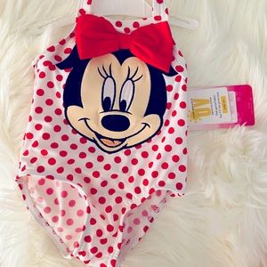 Minnie Mouse Baby Swimwear